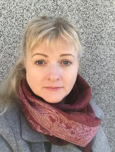Berglind Jóna Jensdóttir sálfræðingur